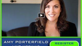 Facebook Marketing Secrets With Amy Porterfield - WEBINAR REPLAY