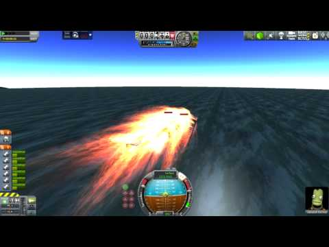 KSP Thrust SSC breaking the sound and mach barrier