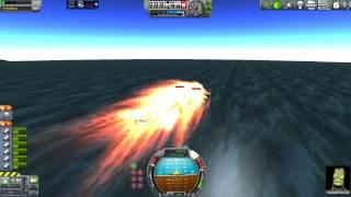 KSP Thrust SSC breaking the sound and mach barrier