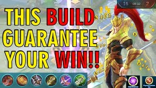 Mobile Legends | How to Easily Win Ranked Match With This SECRET BUILD ft. Yun Zhao