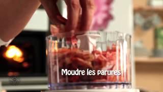Choumicha : Poudre de crevettes (VF)