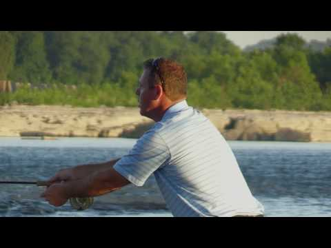 Ohio River Falls Fly Fishing