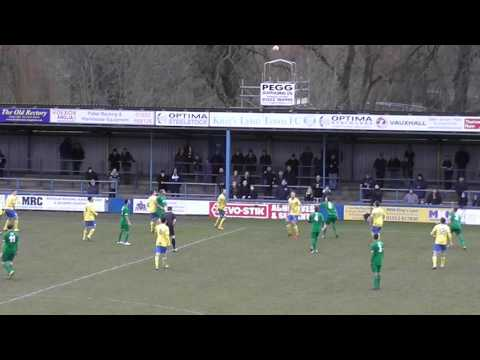 Kings Lynn Town 3-0 Bedworth United - part 3 - second half