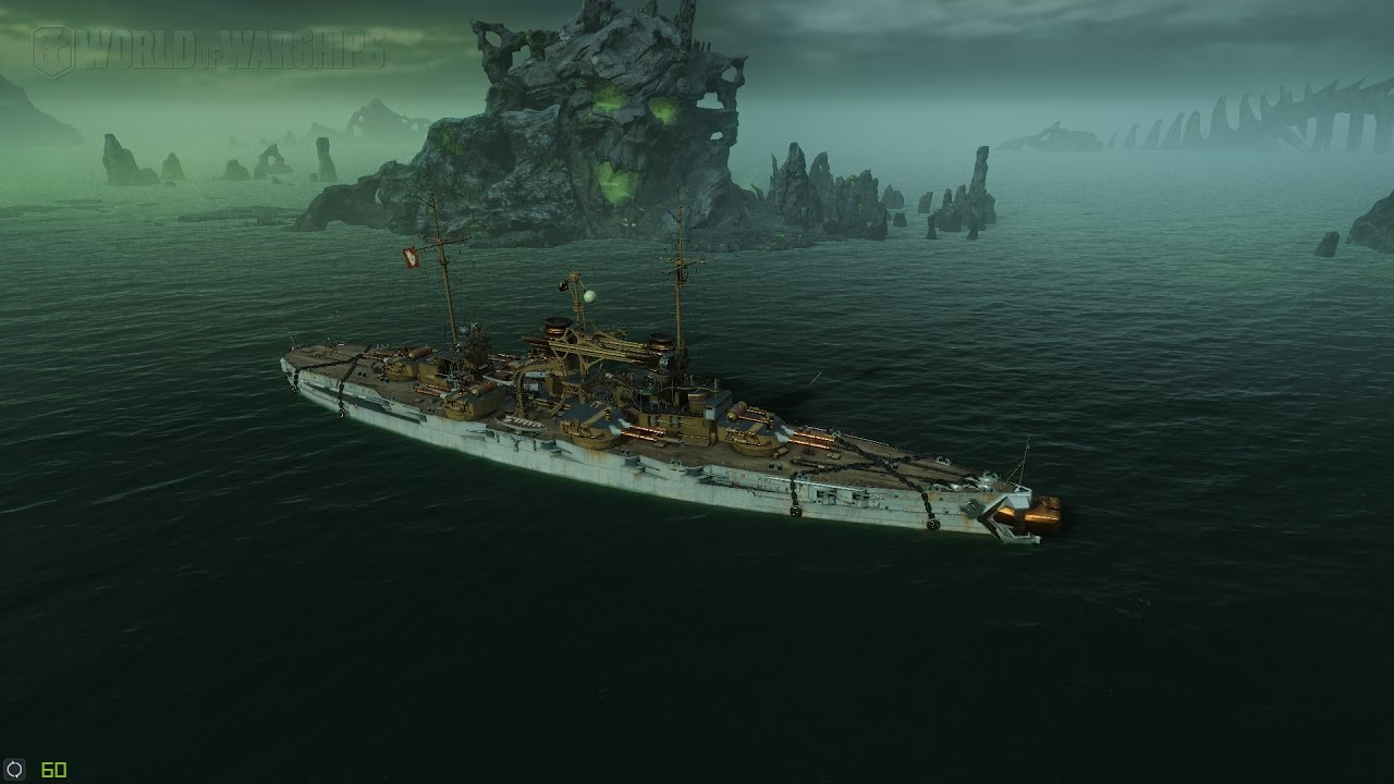 When Is The Halloween Event World Of Warships 2020 World Of Warships   How To Win The 2016 Halloween Challenge Event