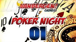 POKER NIGHT - #01 - Wir laden zum Online Poker ein - Browsergame mit der Community