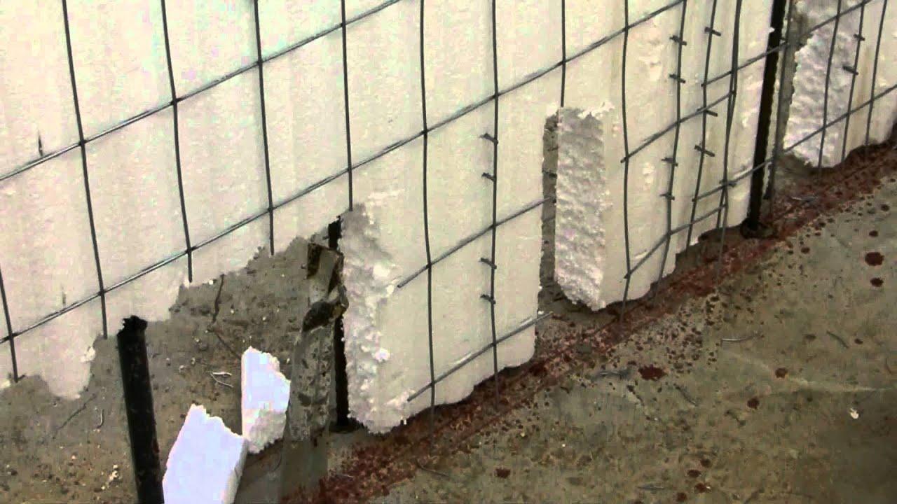Casas de telgopor 1 youtube - Como revestir una pared ...