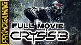 Crysis 3 I Full Movie I Walkthrough/Gameplay [HD]
