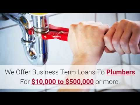 How to Get a Small Business Loan for Plumber