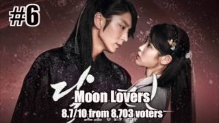 Video Top 20 Fantasy & Science Fiction Korean Drama download MP3, 3GP, MP4, WEBM, AVI, FLV April 2018