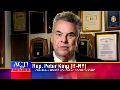 The ACT for America Show, Episode 1 - Featuring US Rep. Peter King