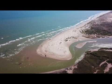 Aerial Tour Rio Grande River To Boca Chica Jetties Nov 27 2017