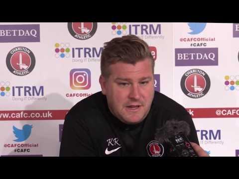 PRESS DAY | Karl Robinson's pre-Sheffield United press conference