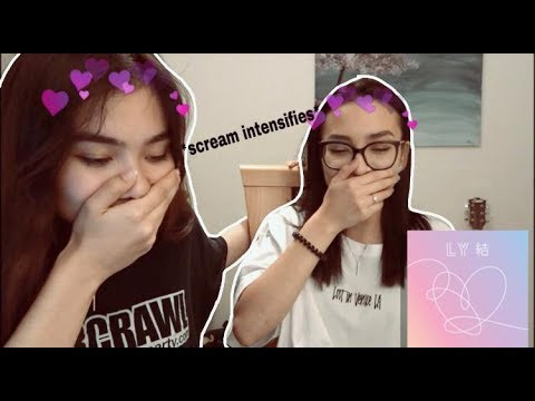 BTS (방탄소년단) – LOVE YOURSELF 結 'ANSWER'  ALBUM *REACTION*