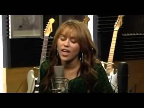 Miley Cyrus - I Thought I Lost You (Chords)