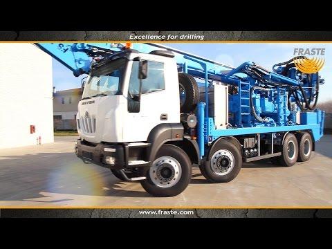 Fraste FS 500 Water Well Drilling rig