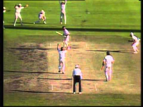 *THE* most blind cricket umpire in history, if this isnt cheating.......