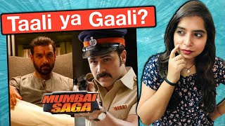 Mumbai Saga Movie REVIEW | Deeksha Sharma