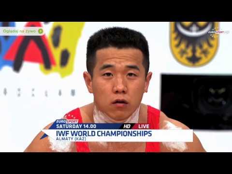 Eurosport - Mistrzostwa świata w podnoszeniu ciężarów - zwiastun HD