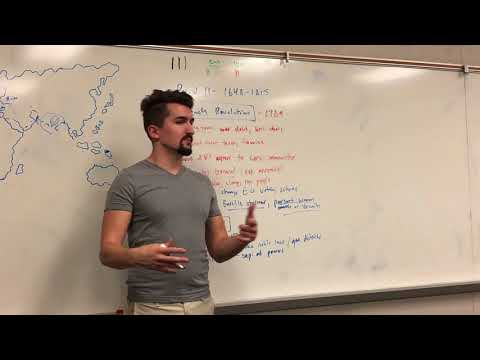 AP Euro Review Period 2 W/TIMESTAMPS  ALL TOPICS (Part 2 Of 2)