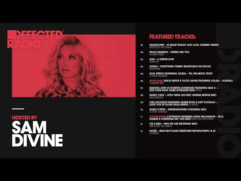 Defected Radio Show presented by Sam Divine - 29.06.18