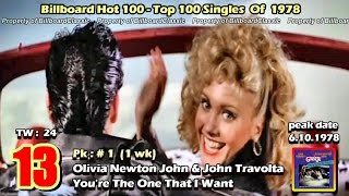1978 Billboard Hot 100