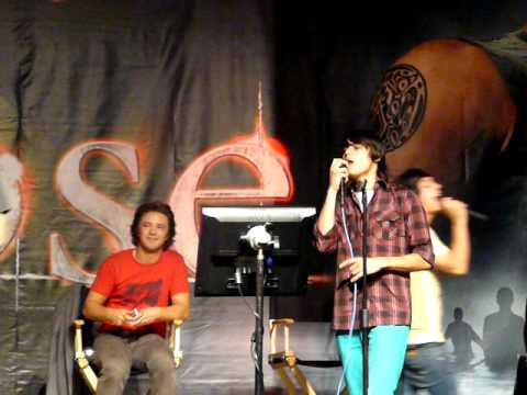 LA Twilight Eclipse Convention Karaoke Kiowa Gordon's band Touche