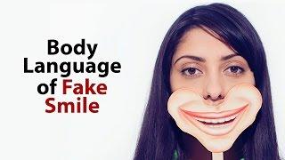 Repeat youtube video Body Language of Fake Smile | Body Language | LSD