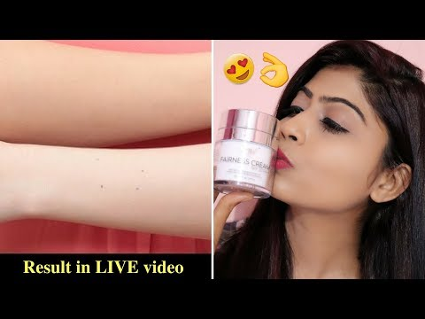 WOW FAIRNESS CREAM REVIEW | BEST FAIRNESS CREAM IN INDIA | RESULT in LIVE Video