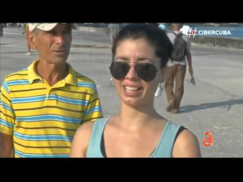 Primer crucero desde EEUU a Cuba en medio siglo - América TeVé