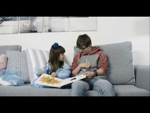'A sorte de terte': o vídeo co que Down España pretende sensibilizar á sociedade