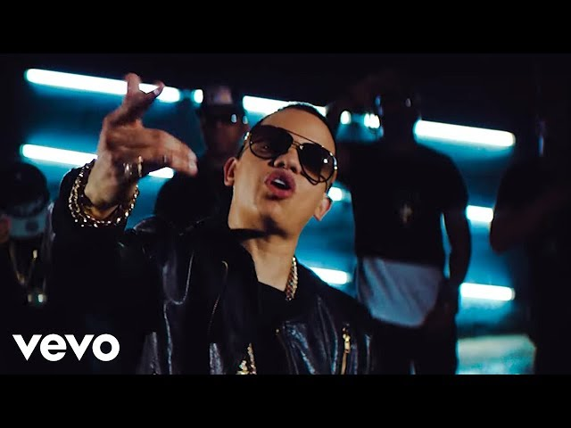 J Alvarez - Haters (Remix) ft. Bad Bunny, Almighty