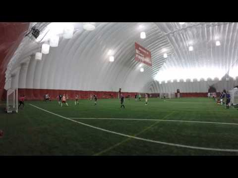 Citadel vs Milksteak United @ The PrivateBank Fire Pitch - February 20th 2017 - Part 3