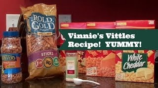 Father's Day Snack Mix We Call Vinnie's Vittles