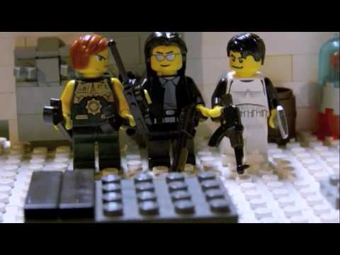 The LEGO Zombie Apocalypse Episode 2: Infection