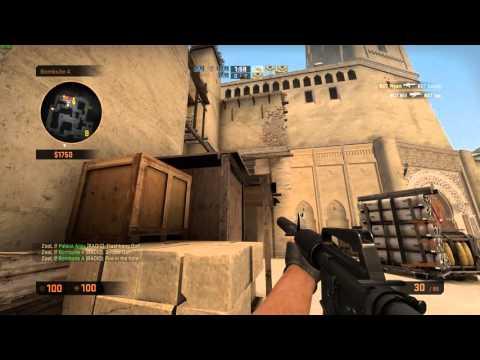Counter Strike Global Offensive в Steam