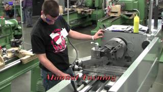 2011 SkillsUSA Washington Precision Machining Contest