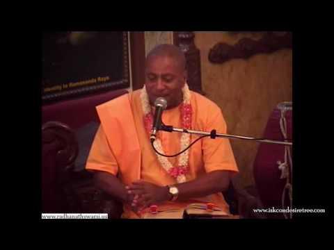 Implication of dehino 'smin yathā dehe by HH Devamrita Swami
