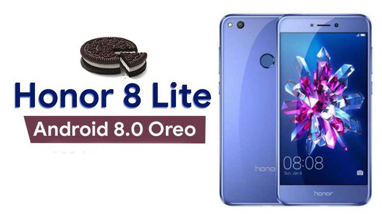 How to Install Android 8 1 Oreo On Honor 8 Lite EMUI 8 0