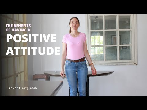 POSITIVE THINKING | The Benefits of Having a Positive Attitude | Motivational Video