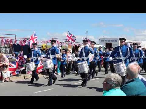 Brookeborough Flute Band @ Rossnowlagh 2017