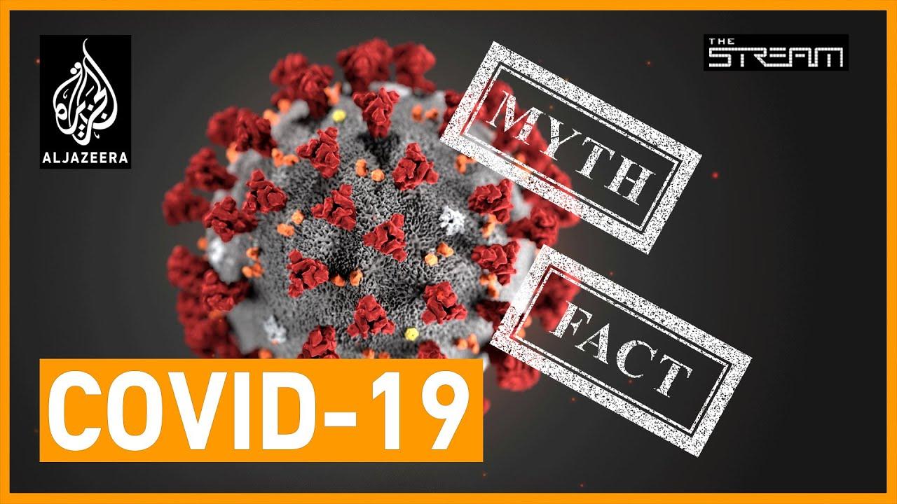 Busting coronavirus myths | The Stream thumbnail