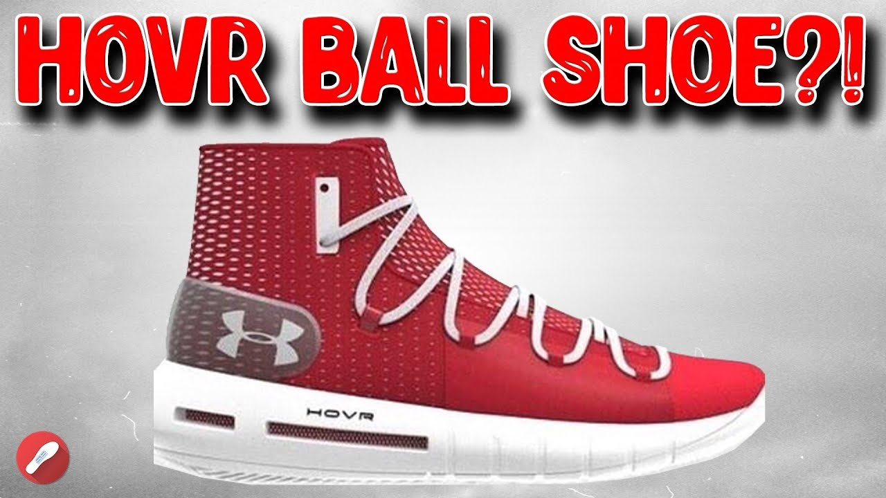 2d1a30d4d9f Under Armour New Basketball Shoe with HOVR Cushion ! The Sole Brothers