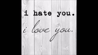 Gnash I hate you, I love you 1 Hour!