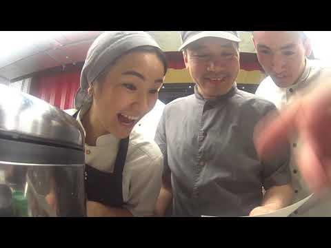 Ланч Бранч.Вьетнамец на кухне:Нуген Ван Нам Часть 2