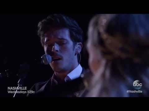 Sam Palladio and Clare Bowen Sing