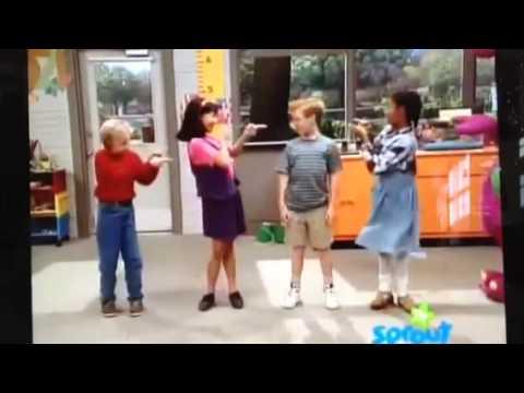 Barney Growing 1997 Version Youtube