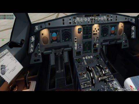 ⚫ X Plane 10 ⚫XJARDesign A330 243 ✈ Beijing Capital(ZBAA) ✈Xi'an Xianyang(ZLXY)