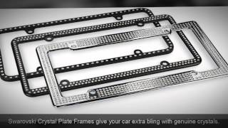 License Plate Frames - 1-800-675-5411