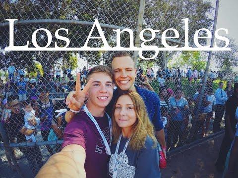 USA TRIP 2015 | LOS ANGELES, VIDCON, SIX FLAGS, SANTA MONICA, BEME MEETUP, YOUTUBERS
