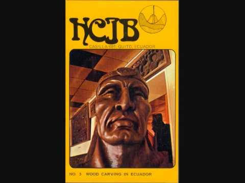 HCJB  Quito  Ecuador  9760 kHz.  (1974)